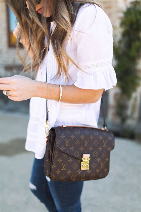 white tops  spring monogram canvas louis vuitton
