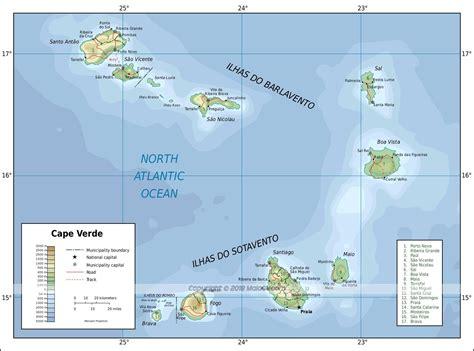 cape verde islands map maps of maio cape verde map of ilha do maio cabo verde maps