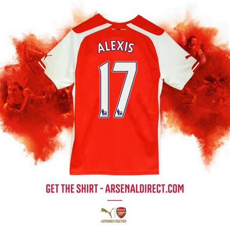 alexis sanchez kit number alexis sanchez s arsenal shirt number has been announced