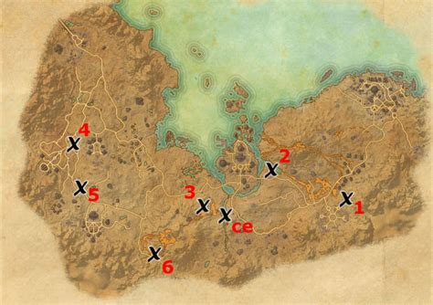 stonefalls treasure map stonefalls treasure map locations elder scrolls guides