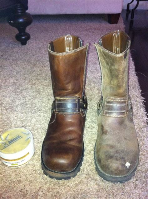 34 best images about cleaning leather boots on