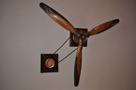 belt ceiling fan vintage propeller thecottageatroosterridge