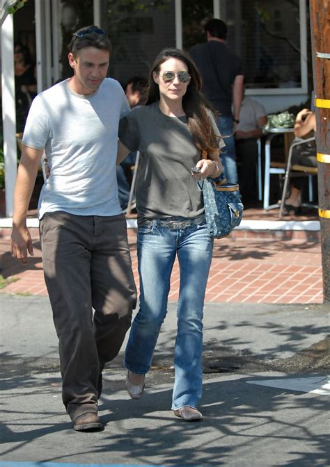 claire forlani street style dougray scott photos photos dougray scott and claire