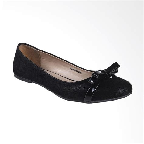Sepatu Yongki Komaladi Wanita jual yongki komaladi bms 1395 b16 balerina sepatu wanita hitam harga kualitas