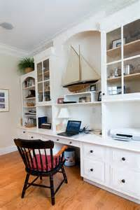 built in desk ideas for your own workspace in home