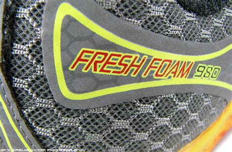 Harga New Balance Fresh Foam 980 new balance fresh foam 980 review solereview