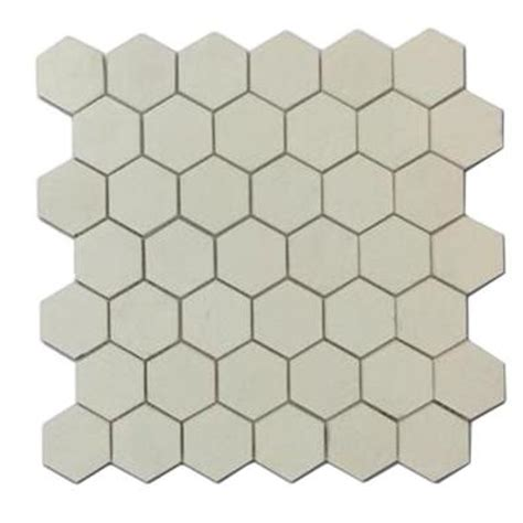 splashback tile hexagon white thassos 12 in x 12 in x 8