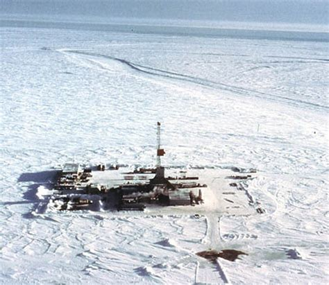 arctic oil and gas rush alarms scientists | stephen leahy