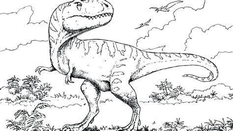 velociraptor coloring pages  getcoloringscom