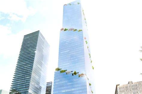 big tower tiny square bjarke ingels designed supertall for tishman speyer