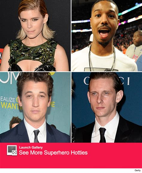 With The 4 Cast Revealed by New Quot Fantastic Four Quot Cast Revealed Who S In Toofab