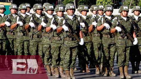 Sueldos Sedena 2016 | sedena revela los sueldos en el ej 233 rcito mexicano