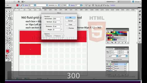 dreamweaver tutorial fluid grid layout dreamweaver tutorials 960 grid fluid create build make