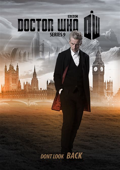 doctor who doctor who series 9 poster by philpaint on deviantart
