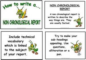 Ks1 Report Writing Display by Non Chronological Report Display Poster Pack