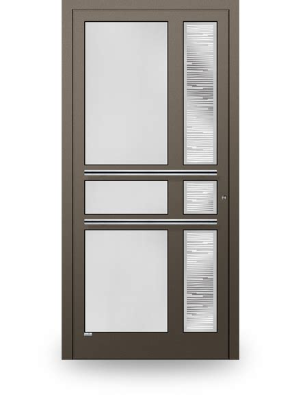 aluminium eingangst ren wohnungseingangst 252 r mit glas 33 ideen f r