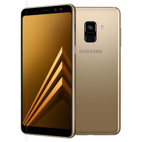 samsung galaxy a8 2018 dual sim gold 32gb sm a530 8801643068196 movertix mobile phones shop