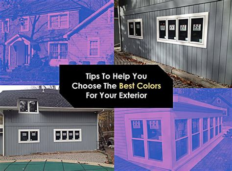 best tips to help you choose the right living room color tips to help you choose the best colors for your exterior