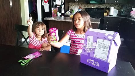 addy layla block jr unboxing september 2016