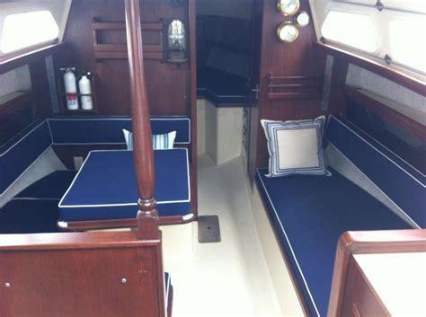 sailboat upholstery upholster