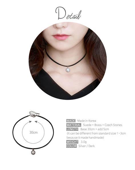 Kalung Korea Fashion Choker Gotik fashion vintage pendant choker necklace made in