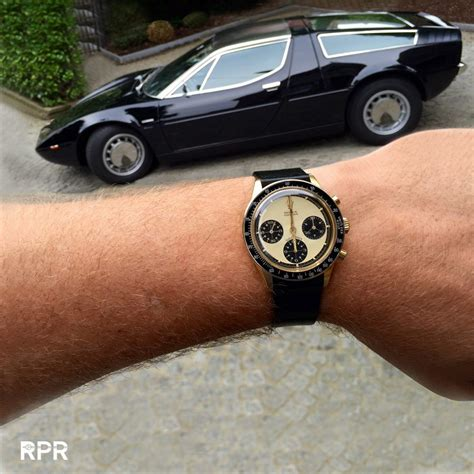 maserati rolex vintage watch value growth tulip mania or steady buying