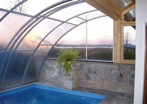 Pool Im Wintergarten by Alternativen Zum Wintergarten Veranda Vordach Pooldach