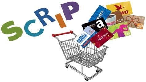 Scrip Gift Card List - scrip program bartelso elementary