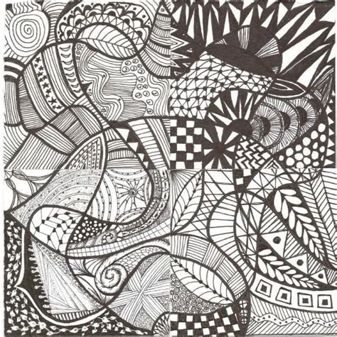 zentangle design zentangle pattern gallery zentangles elementary art