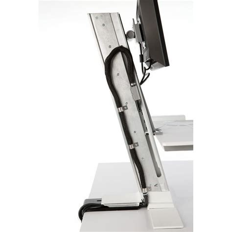 Humanscale Quickstand Single Sit Stand Workstation Humanscale Sit Stand Desk