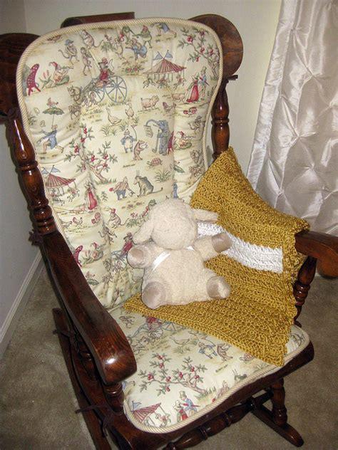Nursery Rocking Chair Pads Rocking Chair Pad Ohmygoff