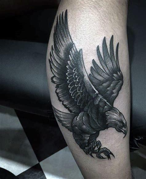 tattoo eagle black 48 awesome flying eagle tattoos