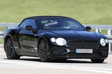 2018 Bentley Gtc by 2018 Bentley Continental Gt And Gtc Pics