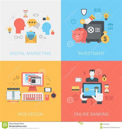 design it online digital marketing investments web design online banking