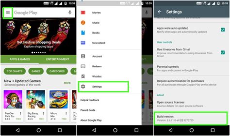 Play Store Update How To Install The Play Store Ubergizmo