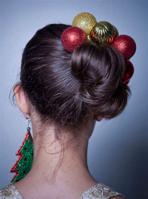 christmas tree hairstyle 15 creative themed hairstyle ideas 2015 tree hairstyles modern fashion