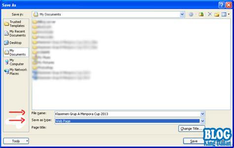 cara membuat tabel html di notepad cara membuat tabel di postingan blog menggunakan microsoft