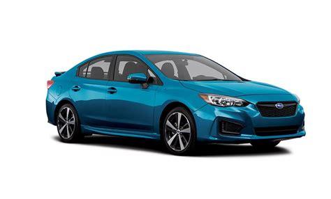 2017 subaru impreza sedan blue 2017 subaru impreza 2 0i trim options subaru impreza