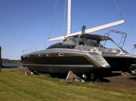 2018 pedigree catamarans pcb52 sailboat for sale in washington - Catamarans For Sale Washington