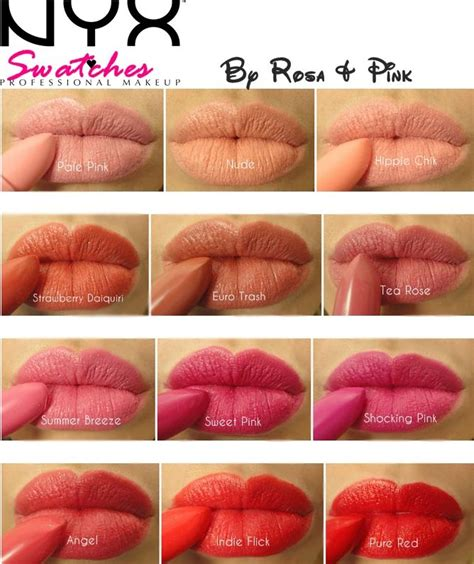 Lipstik Nyx Matte Me nyx matte everything makeup