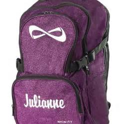 Infinity Cheer Backpacks Personalized Nfinity Backpack Cheer From Team Cheer Pop