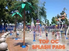 Splash Pads Top Oc Splash Pads Oc Oc