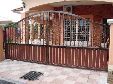 home front gate design photos