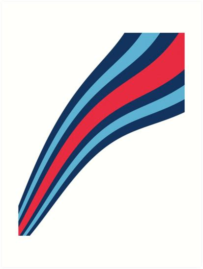 martini stripe quot williams f1 martini stripes formula one quot prints by