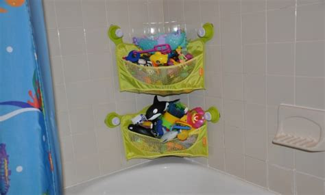bathtub toy storage bath toy storage review