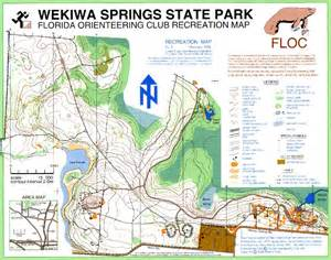 florida trail map pdf florida orienteering maps