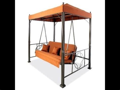 hton bay swing replacement canopy hton bay patio swing cushions seat support and canopy