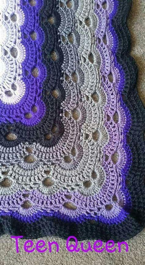 crochet pattern virus blanket close up http www ravelry com patterns library virus