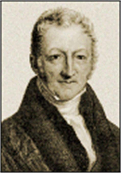 biography the english economist thomas robert malthus lecture 5 evolution