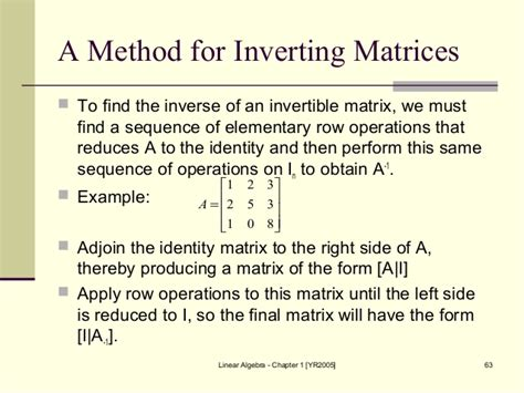 Matrices And Algbra Alarm Sequence Of Operation Matrix Template